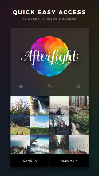 Apple Is Giving Away Afterlight iOS Photo Editing App For Free