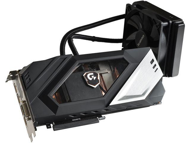 Nvidia Gigabyte GTX 980 Ti Xtreme Gaming Water