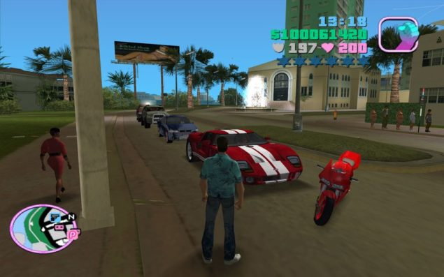 GTA: Liberty City Stories iOS