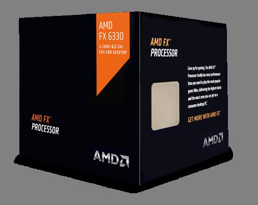 AMD FX-6330 Processor