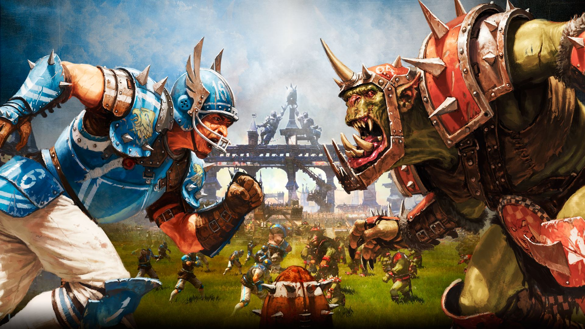 Future Blood Bowl II DLC Races Free to All Owners, Update