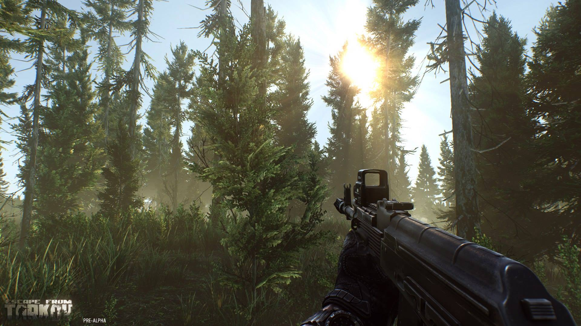 Escape From Tarkov May Be Coming To Consoles