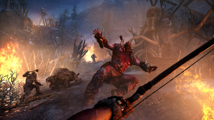 Far Cry Primal Gets Gorgeous New Screenshots Art Collector S Editions Detailed