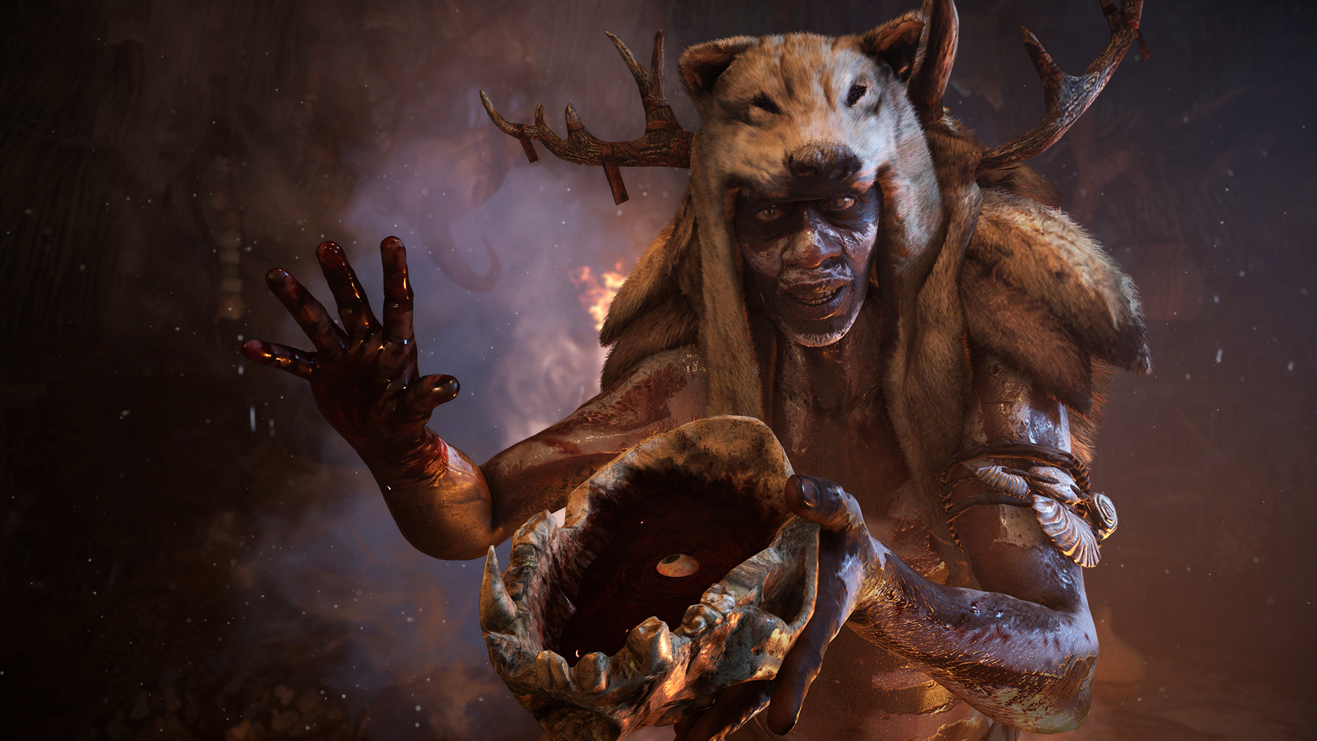Far Cry Primal Gameplay Trailer Shows Weaponry To Wreak Havoc