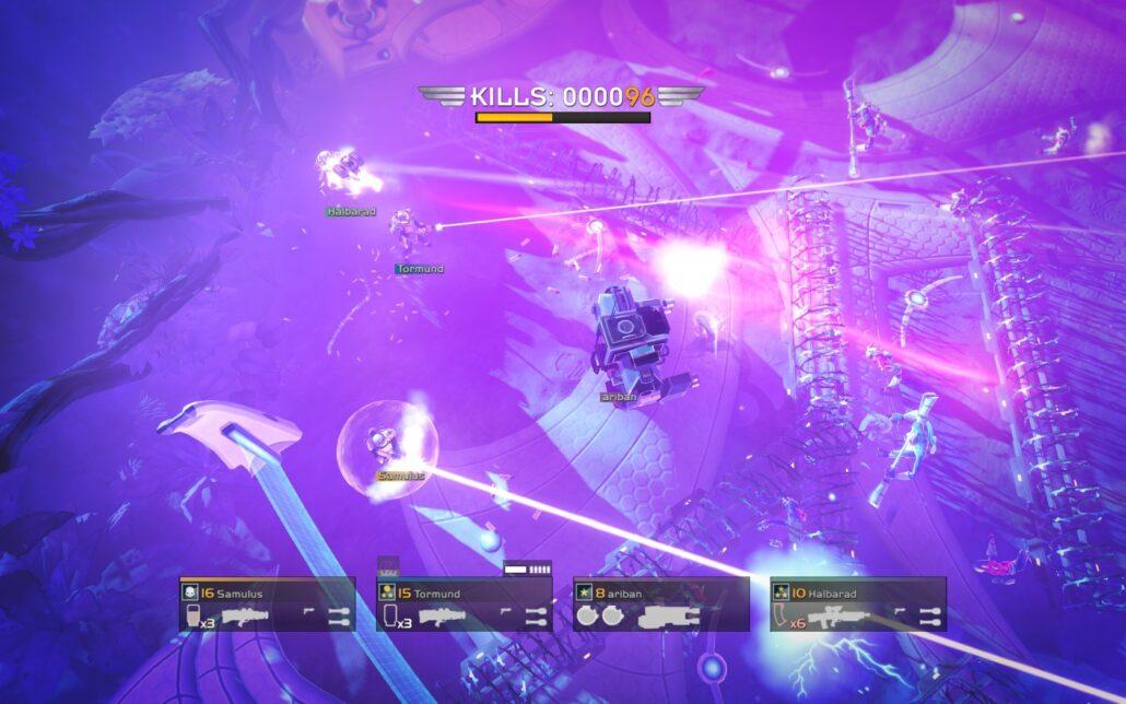 Helldivers 02 - Under Siege