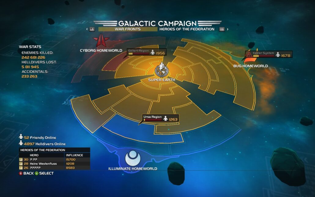Helldivers 04 - The Campaign