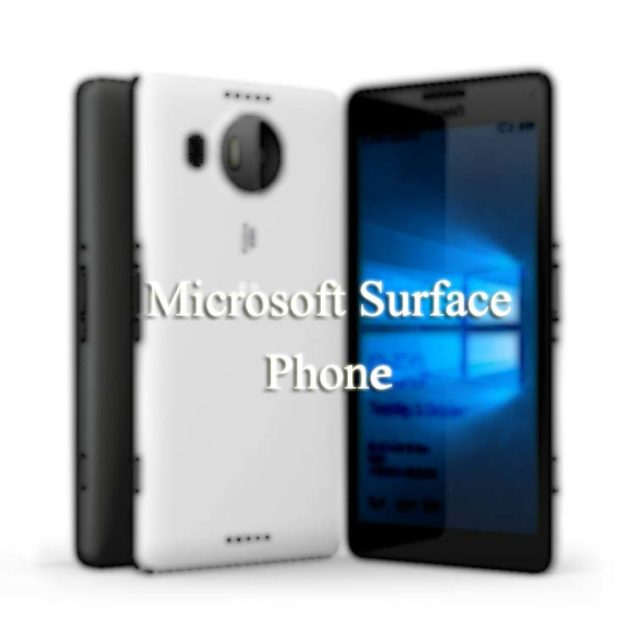 Looks Like Microsoft's Surface Phone Could Release Much Sooner Than Expected