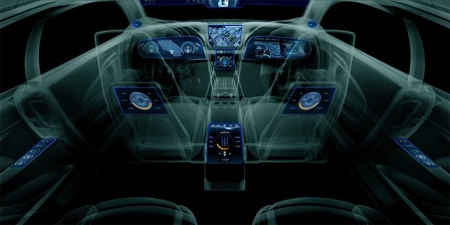 NVIDIA Auto CES 2016