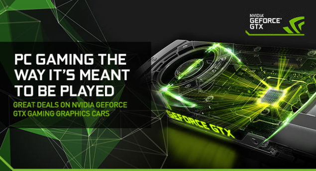 NVIDIA GeForce The Way Its meant to be player