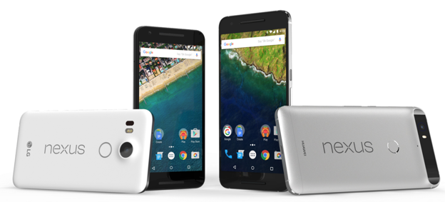 nexus 5x android 6.0.1 marshmallow