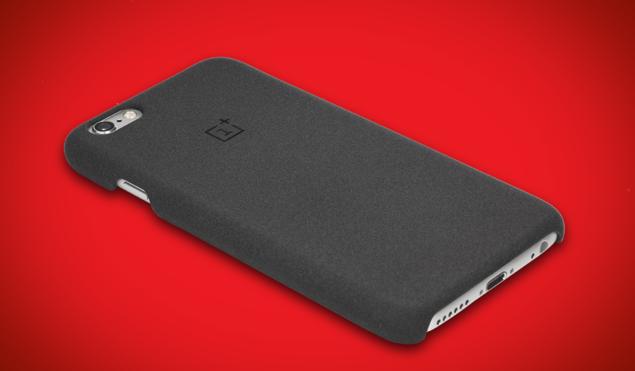 OnePlus Sandstone Case main