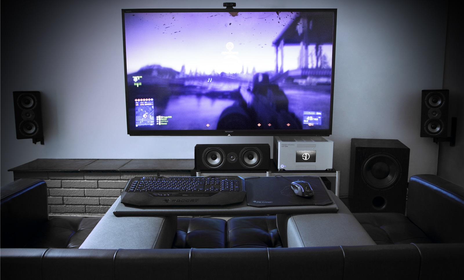 Best Gaming Gaming Room