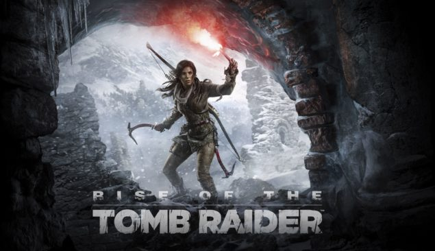 Rise of The Tomb Raider NVIDIA GeForce
