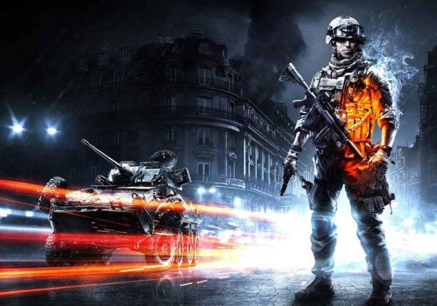 Next Battlefield