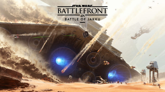 The Battle of Jakku