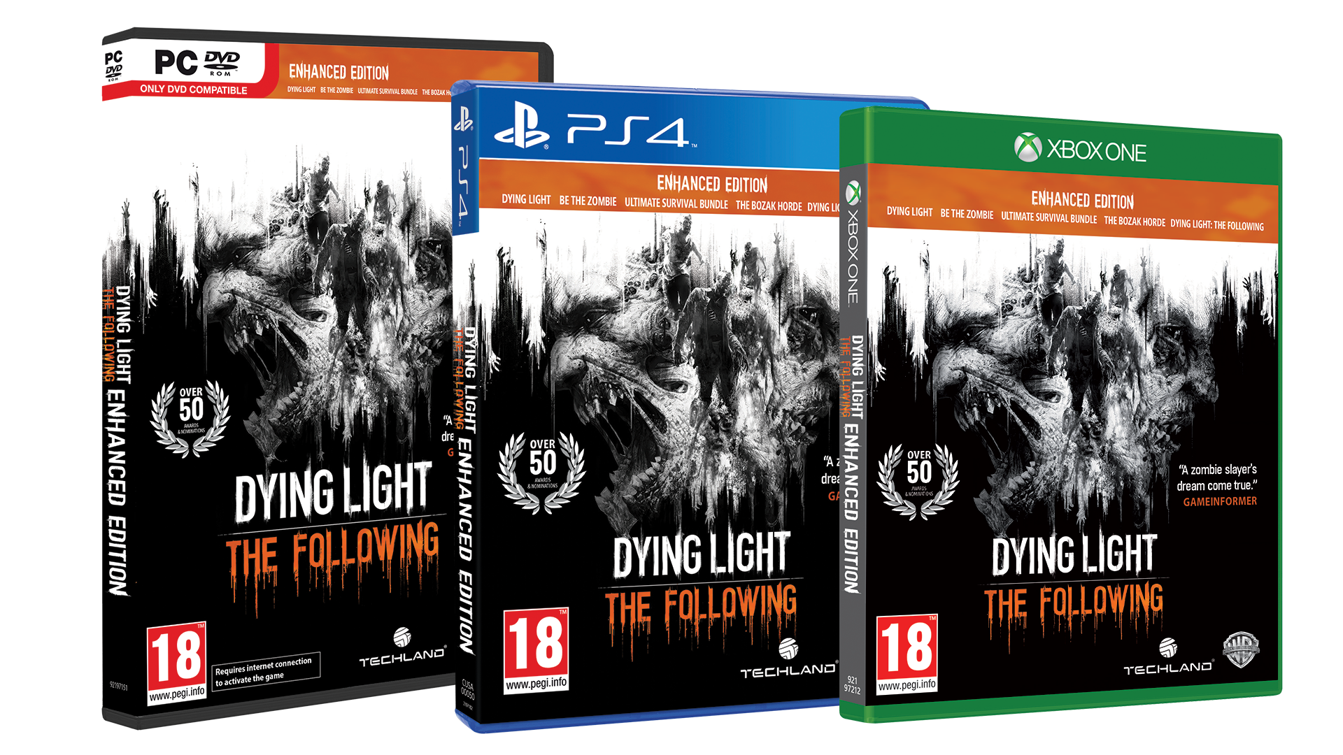 Dying light is getting a battle royale mode | den of geek.