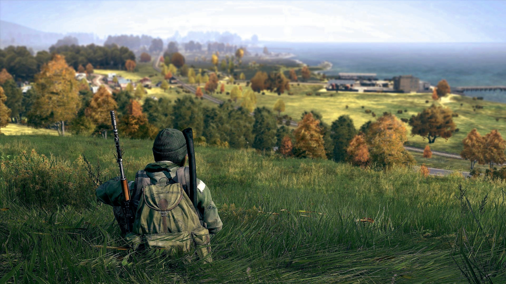 Here's How DayZ Looks Running on Xbox One X Hardware