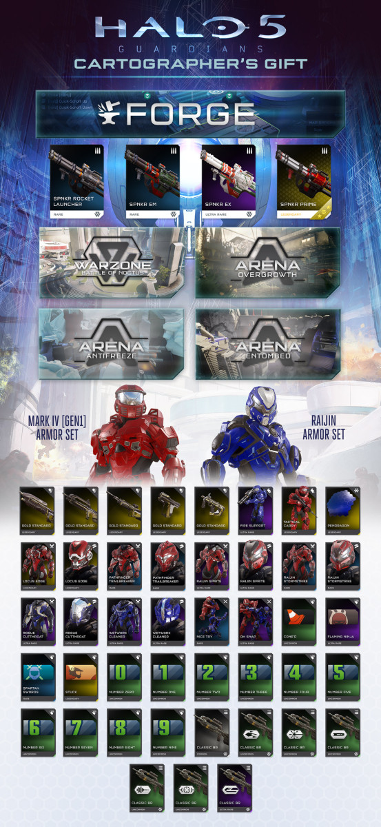 Halo 5 Content Update