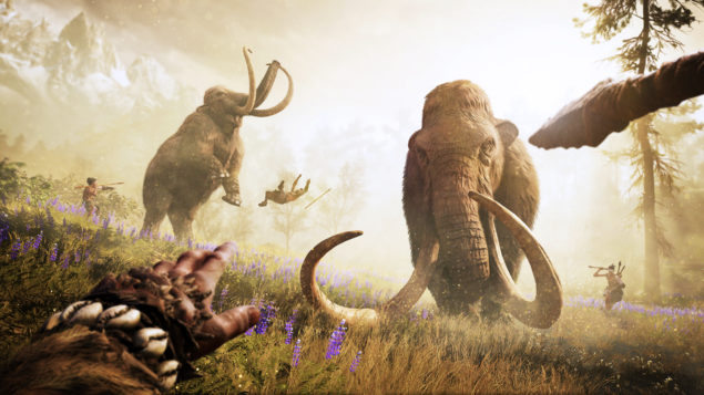 farcryprimal_mammoth_hunt