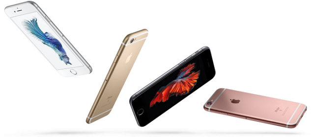 iphone 6s sales