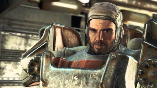 Fallout 4 Paladin Danse