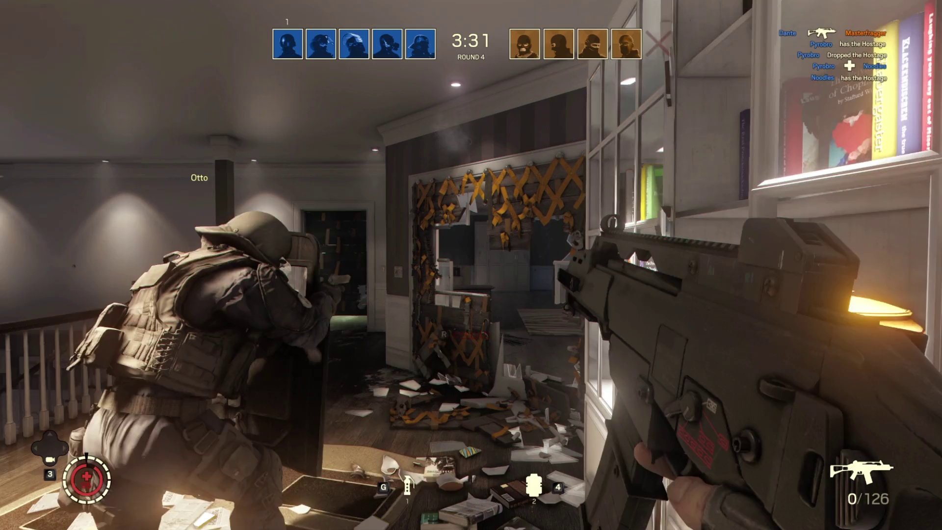 Rainbow Six Siege Patch 1 3 Detailed, Server Tick Rate
