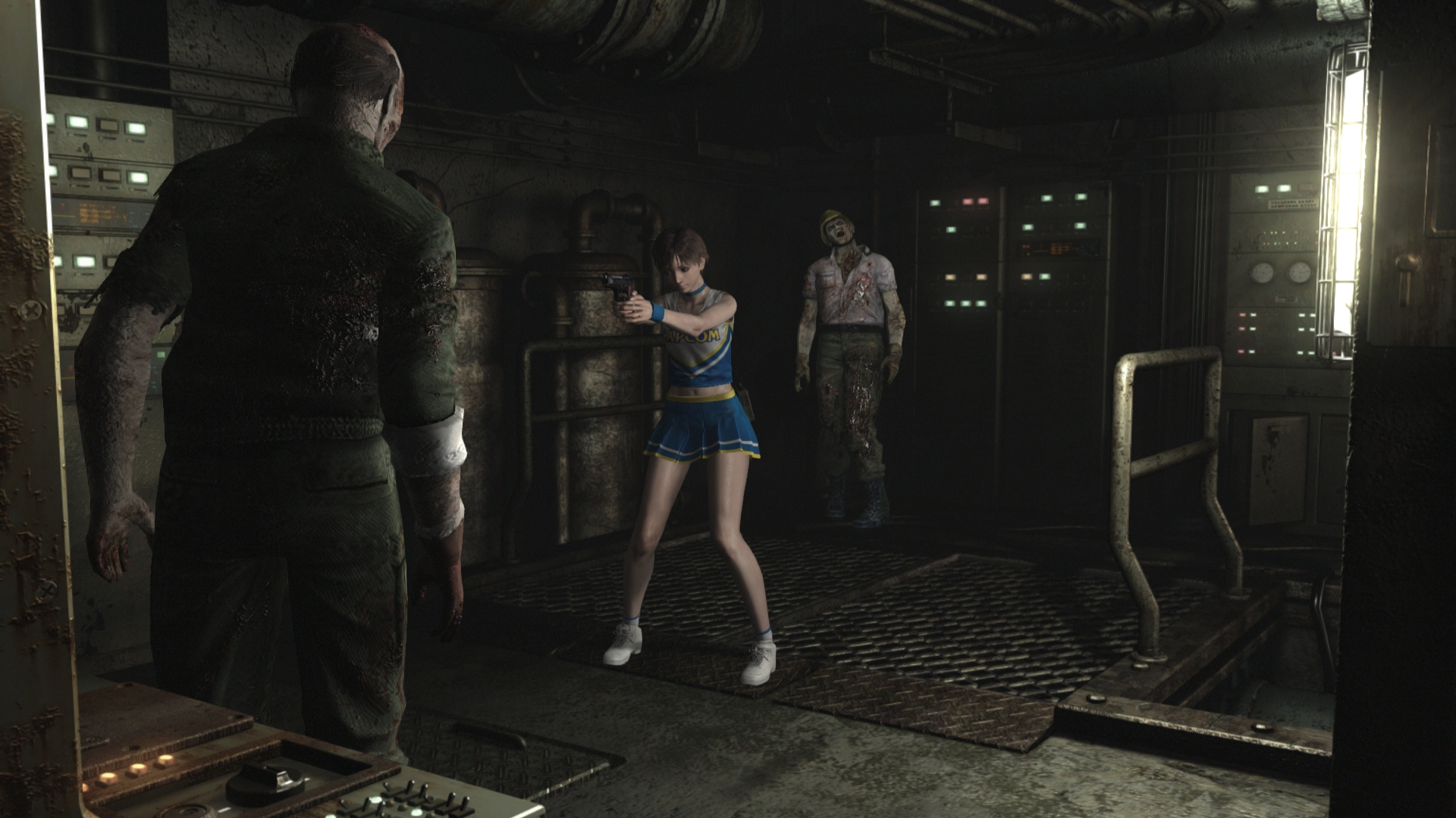 Resident.Evil.0.HD.Remaster Pc Game