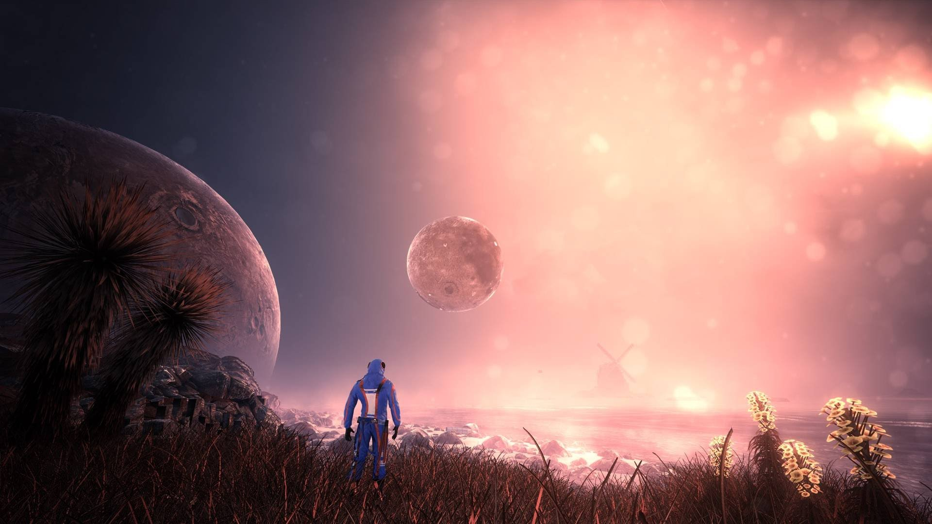 The Solus Project Runs At 900P@30 On XB1; Resolution