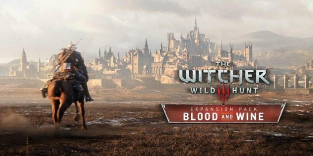 Blood and Wine expansion