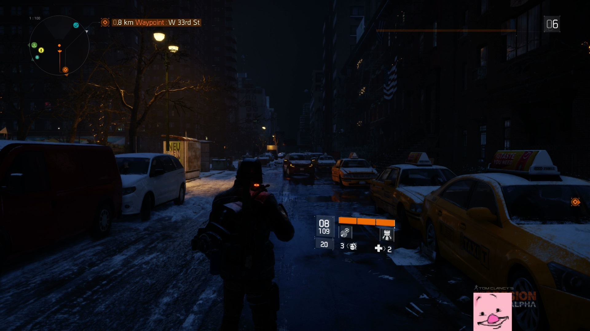 The Division Alpha Leaked Screenshots Look Promisingly Stunning