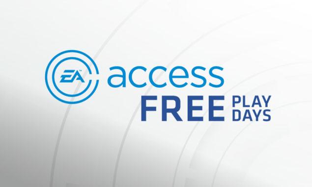 EA Access Free