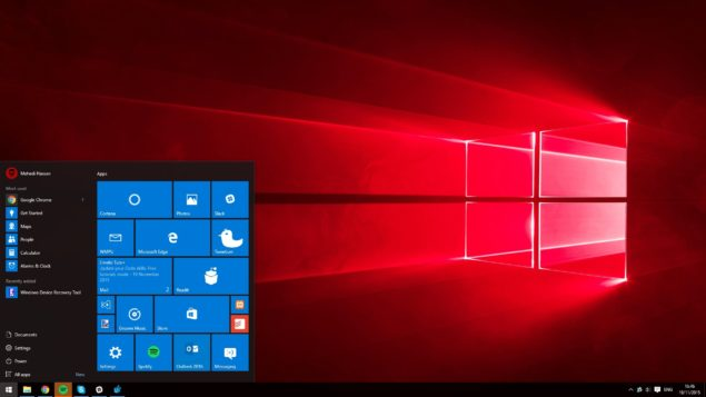 windows 10 redstoneWindows 10 Anniversary Update