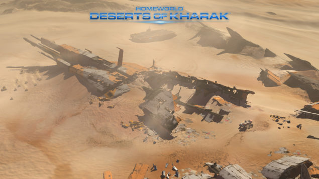 2016 Strategy 07 - Homeworld Deserts of Kharak