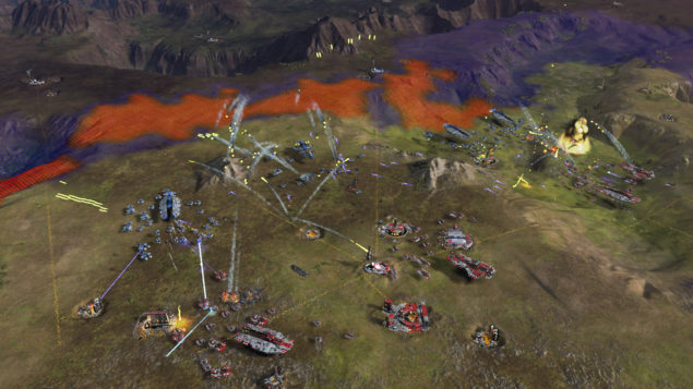 2016 Strategy 12 - Ashes of the Singularity