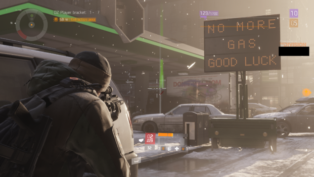 The Division Framerate