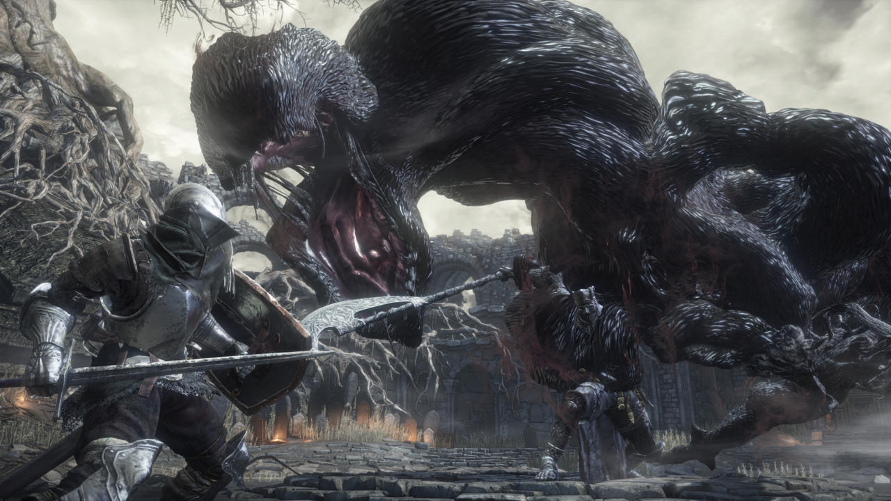 Dark Souls 3 New Details Emerge From Special Japanese Event