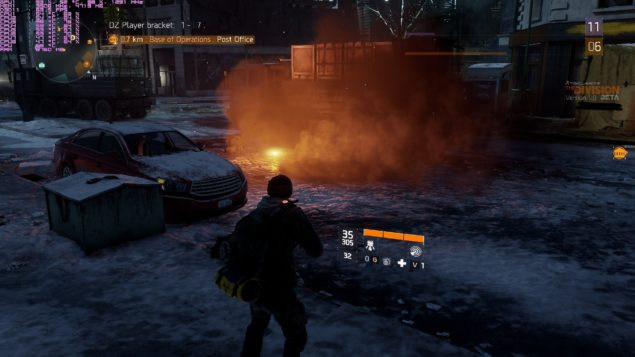 The Division PC Screenshots