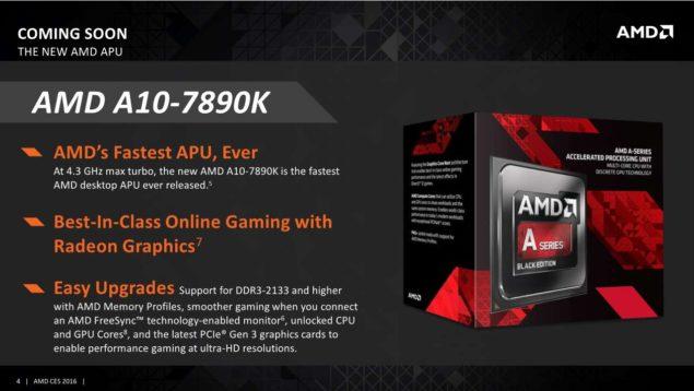 AMD A10-7890K APU