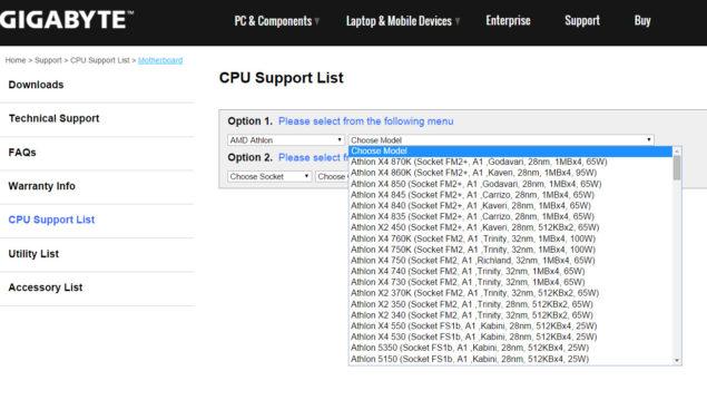 AMD Carrizo Desktop APUs