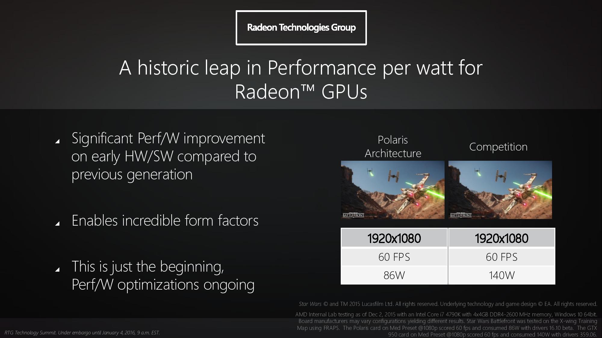 AMD Polaris 16