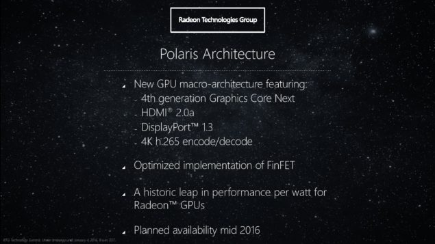 AMD Polaris 17