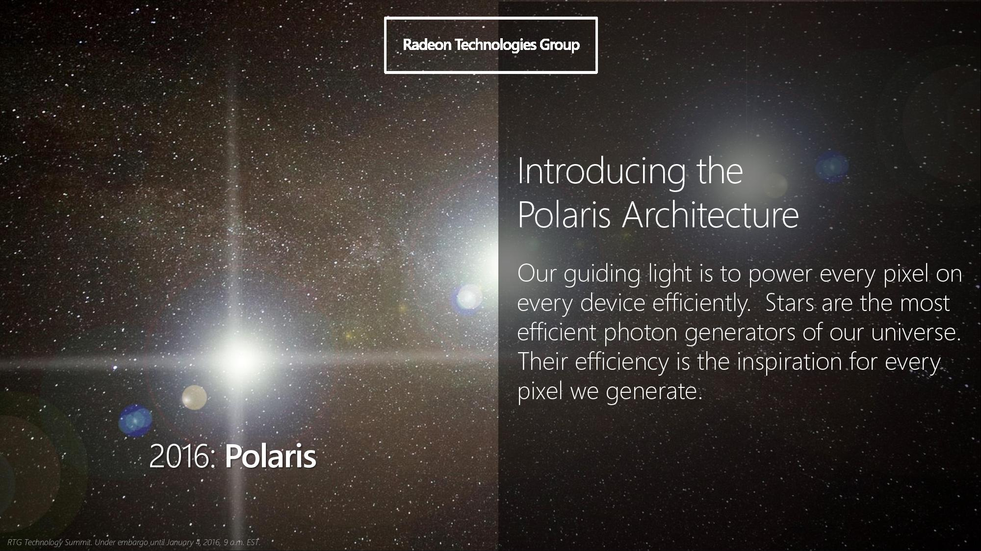 AMD Polaris 3