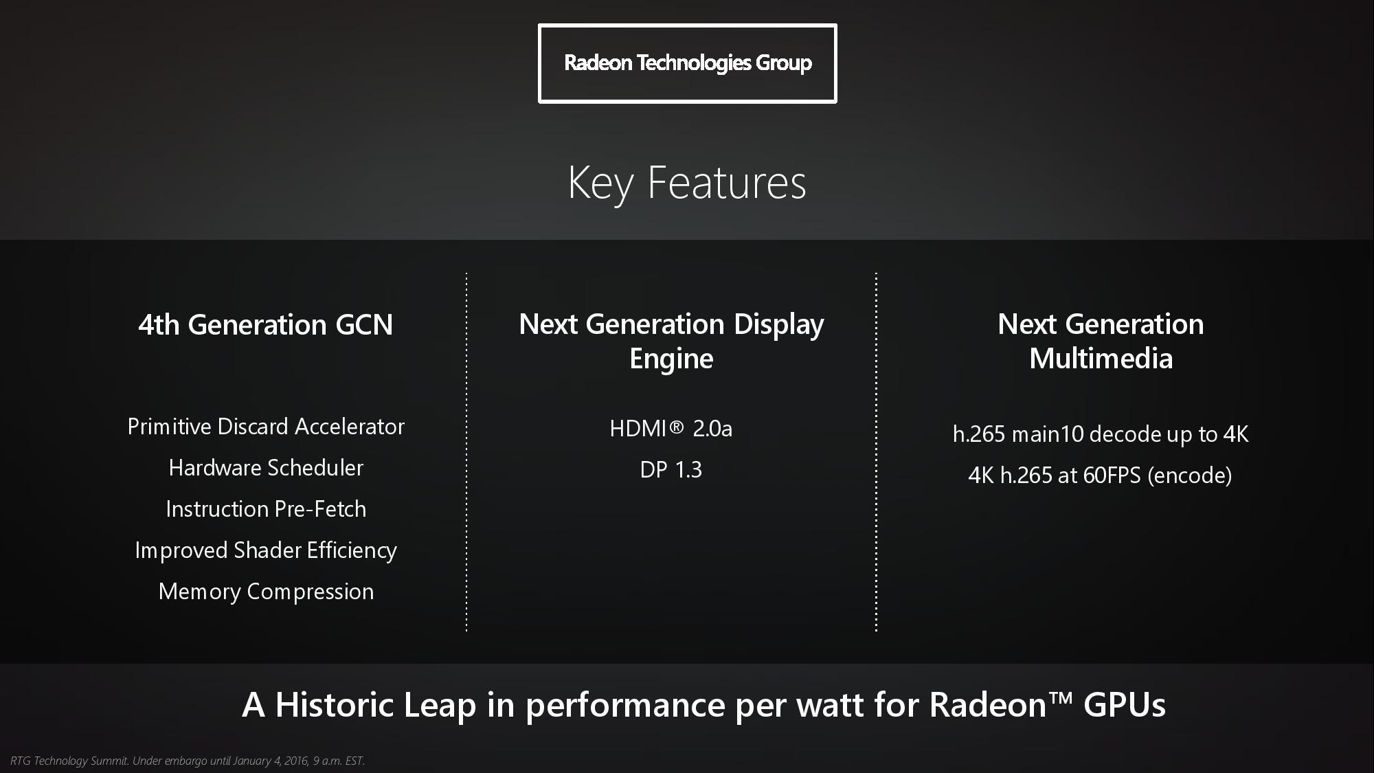 AMD Polaris 5