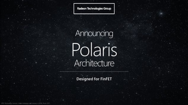 AMD Polaris 8