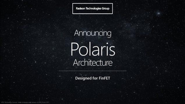 AMD Polaris 8