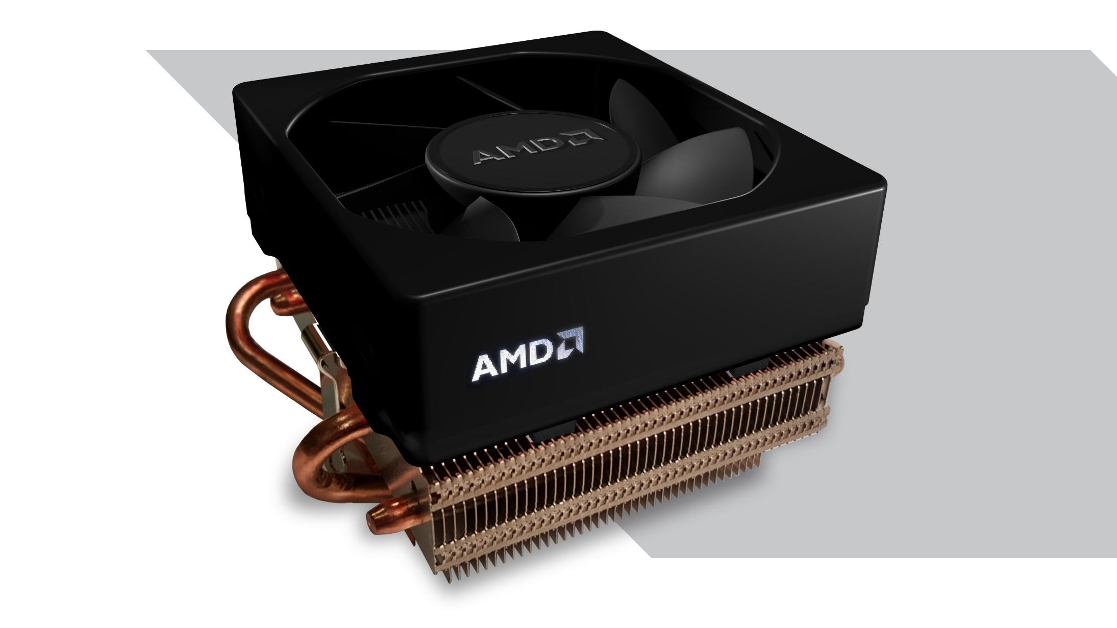AMD Wraith CPU Cooler