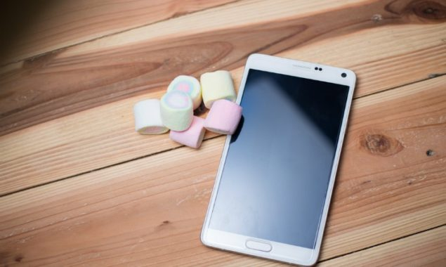 update Galaxy S5 to Marshmallow