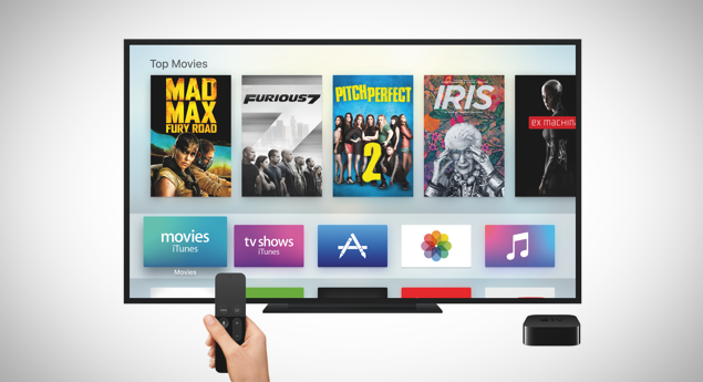 Apple TV's tvOS App Store Gains Preview Videos For Apps