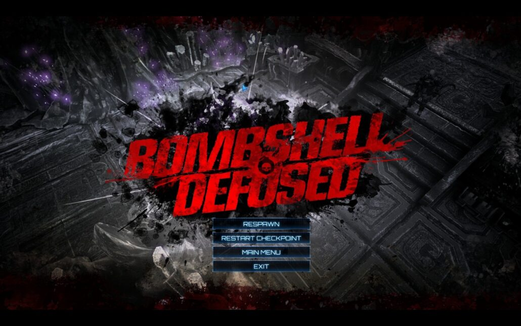Bombshell 03 - Defused