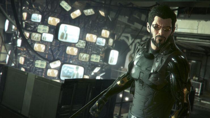 Nintendo NX Deus Ex Mankind Divide